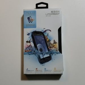 NEW IN BOX LIFEPROOF NUUD FOR GALAXY S3